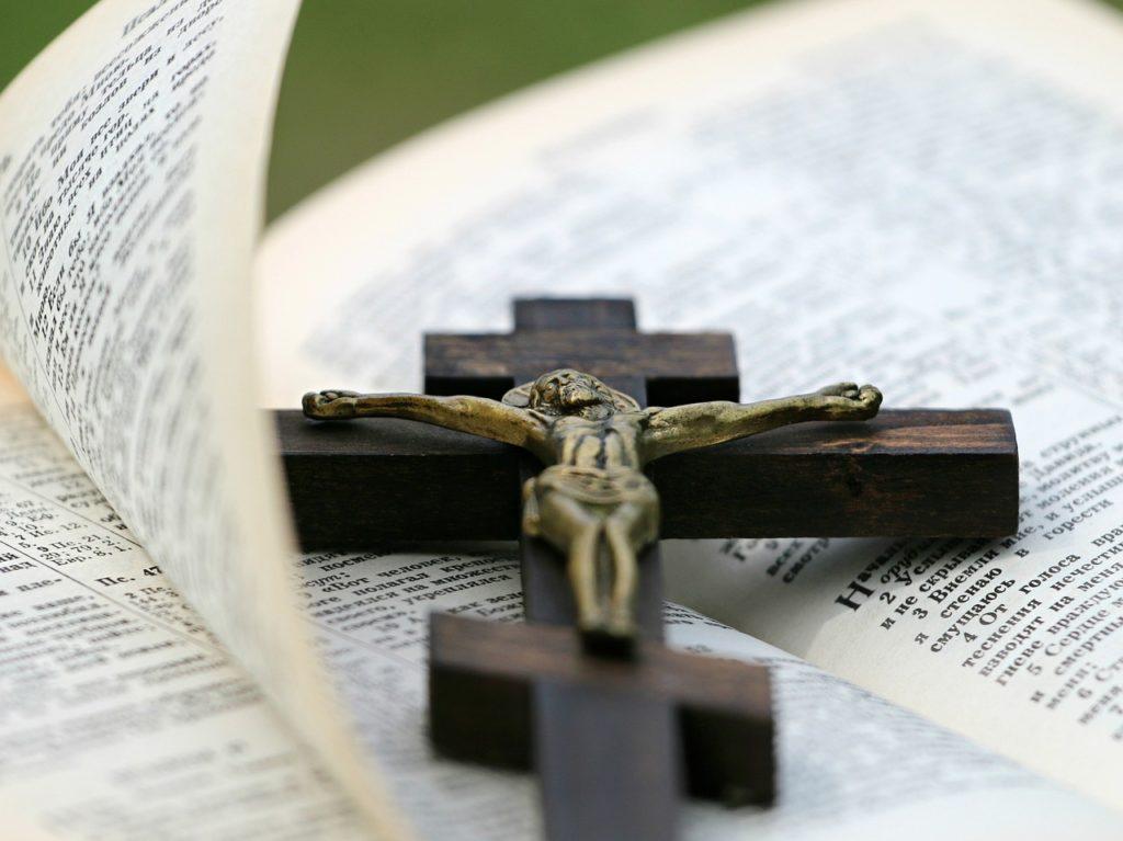 Biblia de los misterios del Rosario