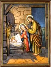 El Nacimiento del Hijo de Dios en Belén. Misterios Gozosos (lunes y sábado)