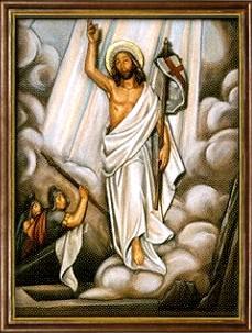 La Resurrección de Nuestro Señor. Misterios Gloriosos (miércoles y domingo)