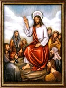 La Transfiguración. Misterios Luminosos (jueves)