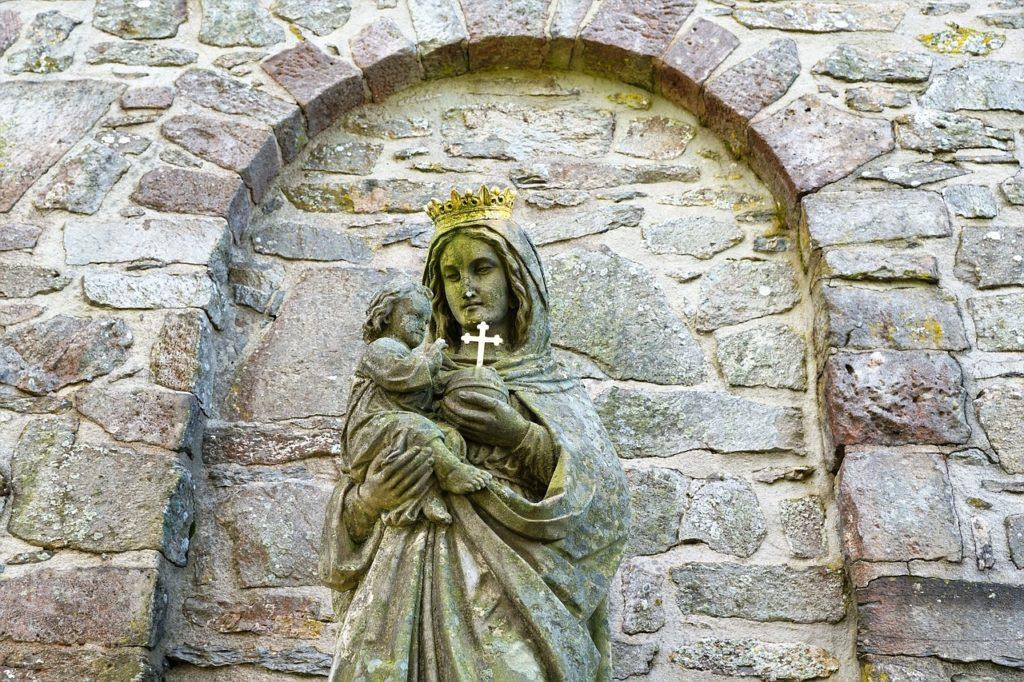 Monumento Misterios del Rosario